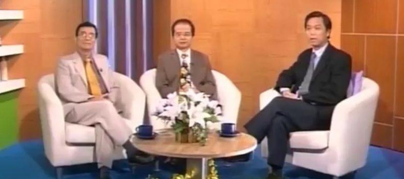 2006年創世電視〈創世非常談〉節目訪問香港聖詩會
