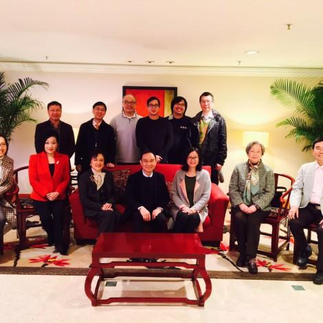 2016年董事與委員聚餐