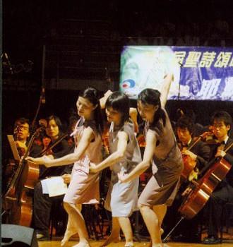 時代論壇:〈香港聖詩會 推廣中外傳統詩歌〉