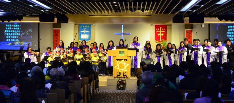 時代論壇:〈頌唱耶穌基督降世 林國璋:不忘愛困苦人〉