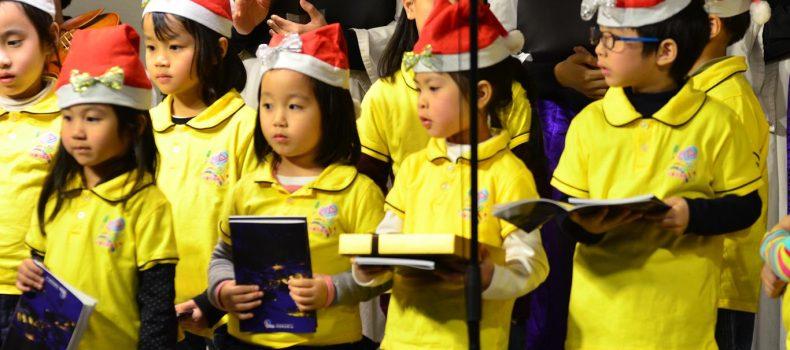 時代論壇:〈聖誕節的新舊歌聲 讓平安佳音與世人同行〉