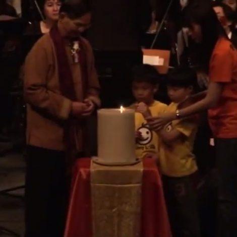 第九屆聖詩頌唱會 01b 話劇